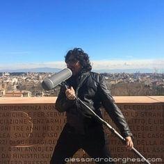 """Roma non fa la stupida""... Domani seraaaaaaaa ;-))) ""Alessandro Borghese 4 Ristoranti"" sbarca a Roma, alle 21.10 su SkyUno #Ale4Ristoranti #Cucina #Roma #Italia #TV #Sky"