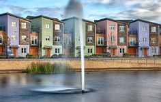 Ashlands, MK Image Chart, Milton Keynes, Magic, Mansions, House Styles, City, Home Decor, Decoration Home, Room Decor