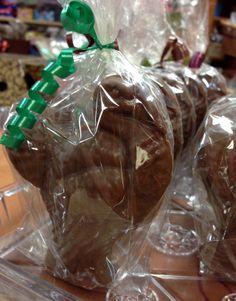 One of our chocolate Turkeys! www.dunmorecandykitchen.com