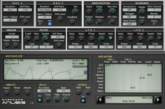 Anubis 2 free synthesizer instrument for Windows. http://www.vstplanet.com/News/2015/B.%20Serrano-releases-Anubis-2-free-VST-synth.htm