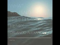 What You Said Shuffle (Remix) - Orlando Alexander