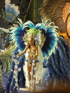 Samba on a Pedestal