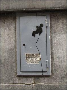 Amsterdam Street Art.