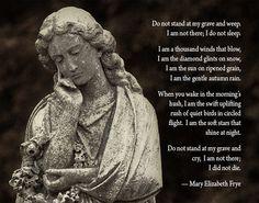 Bereavement Poem | Flickr - Photo Sharing!