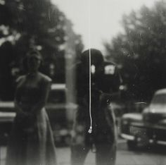 saul leiter early black and white - Google Search