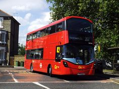Go-Ahead London (Metrobus) WHV46, BP15OLU in Blackheath on route 202 | Flickr - Photo Sharing!