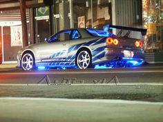 Nissan Skyline R