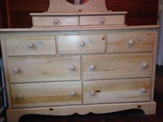Girls dresser for sale!! Must go!!