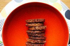 Walnut cinnamon cookies   The Vegan Society
