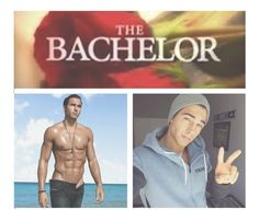 """""""♡ the bachelor"""" by sparkling-anxns ❤ liked on Polyvore featuring art"""