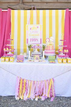 Pink Lemonade themed birthday party via Kara's Party Ideas | KarasPartyIdeas.com (28)