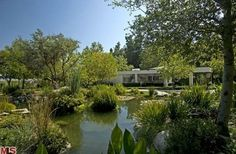 #EllenDegeneres and her wife, actress #PortiadeRossi, are selling their three-acre California compound for $49,000,000. Take a tour of the couple's expansive estate.