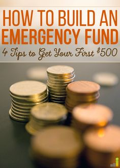 This was so helpful! I've been trying to get started saving for an emergency fund, but it's been difficult to balance with all my other goals. Now I'm shooting for $500!