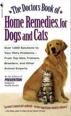 In this practical and entertaining guide, the top veterinarians and animal experts in the country offer more than 1,000 effective tips for treating common pet problems, such as: allergies, bad breath,