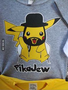 Pika-Jew!