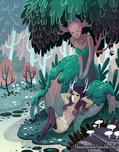 Monstrously Charming Illustration : Photo