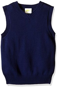 Crazy 8 Boys' Sweater Vest * Click here for more details @
