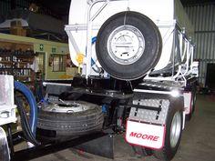 Water Tank, Monster Trucks, Dunk Tank