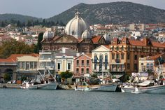 The Northern Aegean island of Lesvos is the perfect place to get a true feel for what real Greek island life is like.