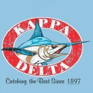 Kappa Delta-Always catching the best girls since 1897!