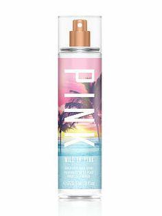 Wild in Pink Limited Edition Spring Break Beach Hair Wave Spray