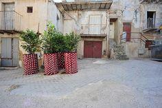054 Favara (Ag) Sicily I sette cortili
