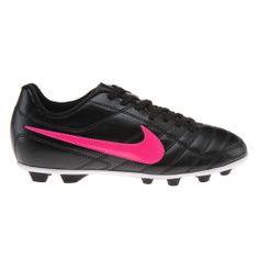 Holy Flipping Cute cleats  I should have got Addison into soccer way sooner   Nike Kids' Jr. Chase Her Soccer Cleats