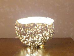 lamp: paper clay china
