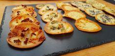 Finger Food Appetizers, Appetizer Recipes, Cake Aux Olives Vertes, Antipasto, Mozzarella, Baked Potato, Entrees, Catering, Toast
