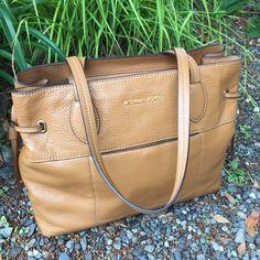 NWT Michael Kors  Drawstring Purse Great purse!!! Michael Kors Bags Totes