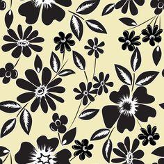 Papel de Parede Floral 1708