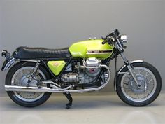 Pictures never do Moto Guzzi justice.