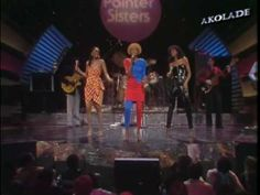 The Pointer Sisters - He's So Shy (1980)