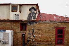 Mural, Navajo Nation