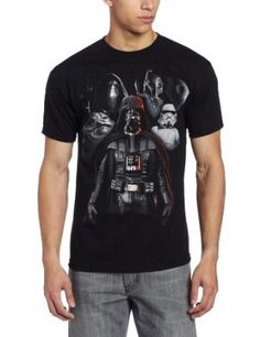 Star Wars Star Wars Men's Dark Guys T-Shirt 36 customer reviews Disc: Affiliate Link