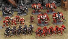 Blood Angels Dreadnaught List - Faeit 212: Warhammer 40k News and Rumors