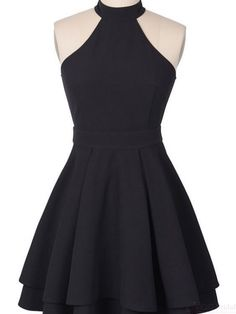 Halter Black Open Back Homecoming Dress Party : High Low Round Neck Lace Homecoming Dresses Party Dresses Prom Dresses Cocktail Dresses Graduation Lace Homecoming Dresses, Hoco Dresses, Pretty Dresses, Elegant Dresses, Summer Dresses, Wedding Dresses, Middle School Dance Dresses, School Dresses, Mode Outfits