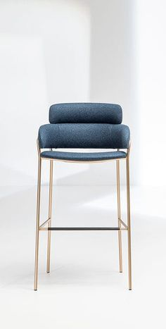 Image result for gold legs bar stool