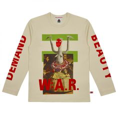 Comme des Garcons x Walter van Beirendonck Long Sleeve T-Shirt (OS-T101)