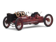 Ford 999 Race Car (1902):