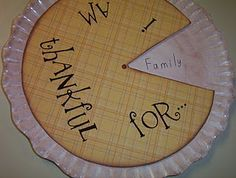 cool thanksgiving activity