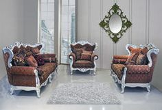 Living room decor inspirations to be inspired. Luxury is just around the corner! See more clicking on the image. Furniture Sofa Set, Luxury Furniture, Living Room Furniture, Living Room Sets, Living Room Designs, Leggett And Platt, Living Room Decor Inspiration, Sofa Set Designs, Upholstered Sofa