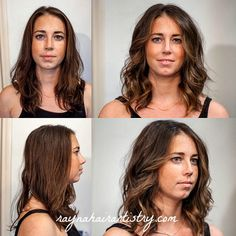 Call 310-954-0994 and book your appointment today! #raynahairartistry #weho #salon #hollywood #hairsalon #balayage Complimentary neck and scalp massage.