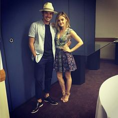 Lucy Hale & Tyler Blackburn at the 'Pretty Little Weekend' Convention in São Paulo, Brazil - March 2016 Andrea Bowen, Pll Actors, Ezra And Aria, American Juniors, Chad Lowe, Laura Leighton, Vanessa Ray, Tammin Sursok, Tyler Blackburn
