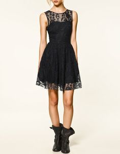 not with the boots. but.. yes to the dress.