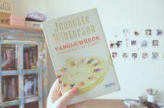 O Fantástico Mundo de Jess: Resenha: Tanglewreck - O Guardião do Tempo (Jeanette Winterson)