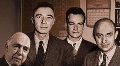 Some of the personnel involved in the project, such as J. Robert Oppenheimer, Enrico Fermi, Leo Szilard, and Albert Einstein, are highlighted at http://www.mbe.doe.gov/me70/manhattan/index.htm.  A key piece in the history of the project's development is Einstein's letter to FDR, sited in the Leo Szilard Home Page, http://www.dannen.com/ae-fdr.html.