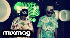 AMINE EDGE & DANCE G-House DJ set in Mixmag's Lab