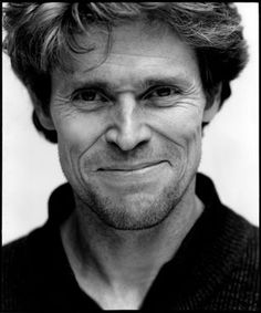 Willem Dafoe by Robyn Lea ... such an amazing face