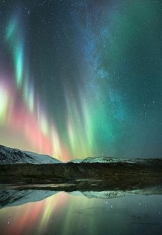Northern delights: The spectacular scene at Ifjord in Finnmark, Norway